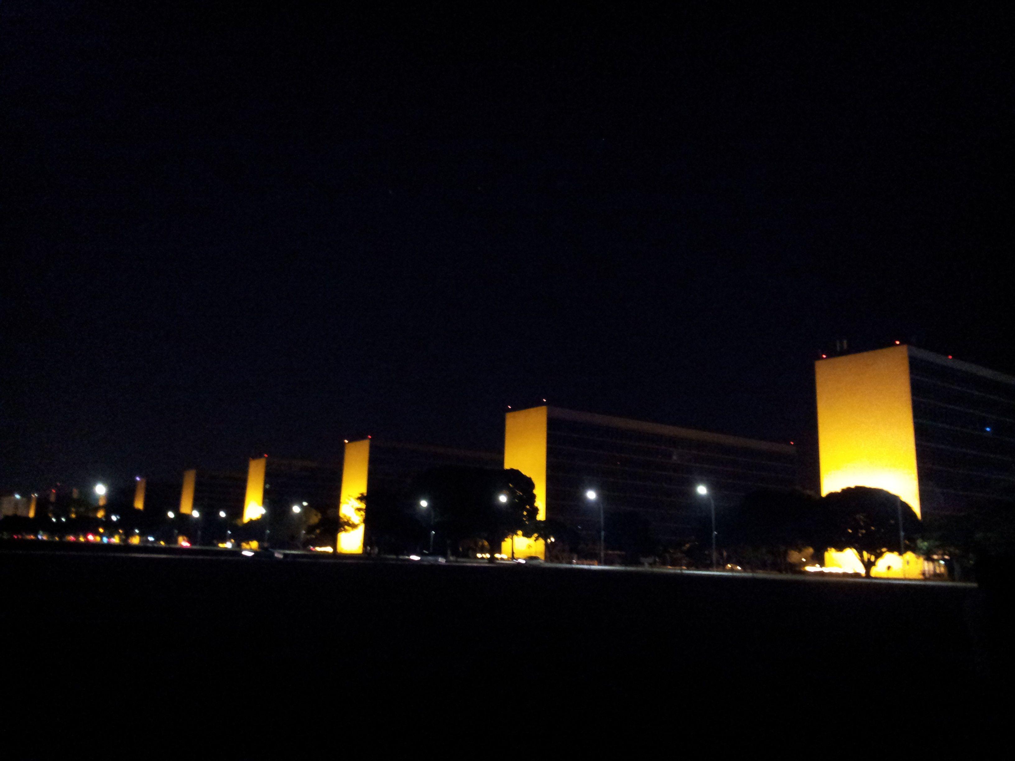 Esplanada Brasília/Brasil