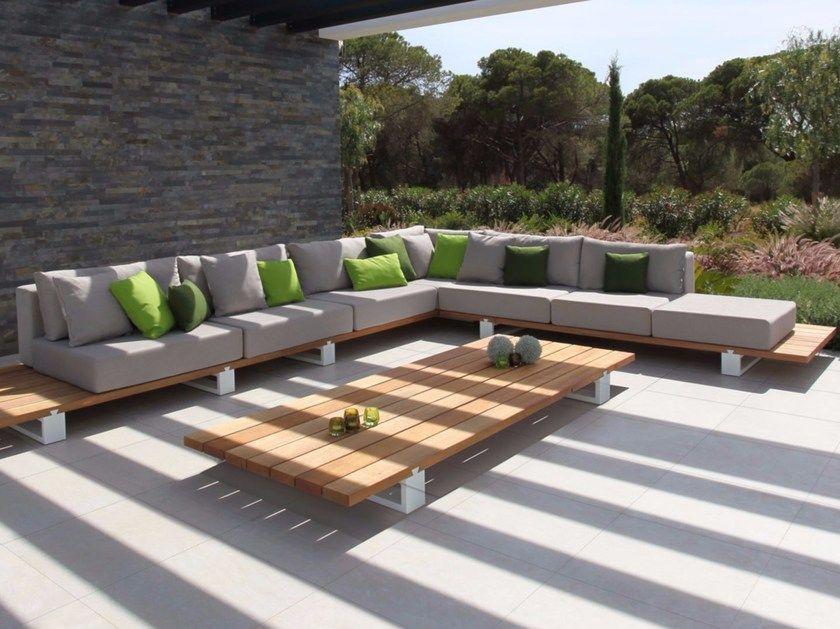 Download The Catalogue And Request Prices Of Vigor Lounge By Royal Botania Lounge Set Design Frank Boschman Vigor L Garden Sofa Royal Botania Garden Sofa Set