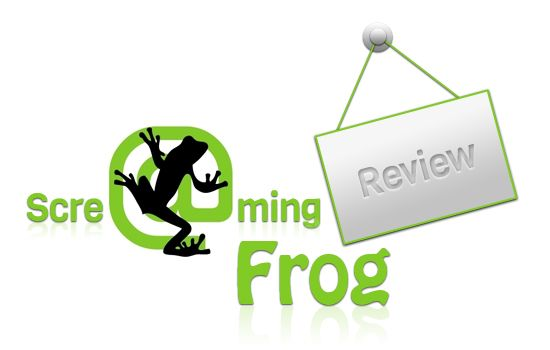 Screaming Frog Review seo Screaming frog, Web design tips