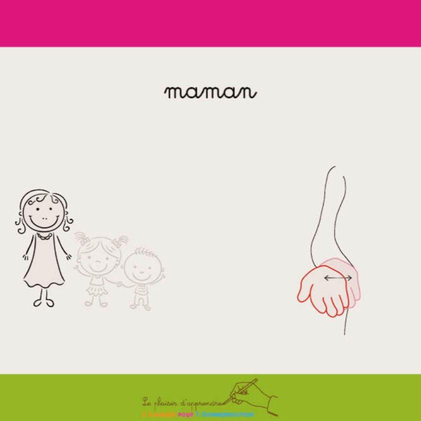 Maman Lsf Signes Bebe Langue Des Signes Francaise Lsf
