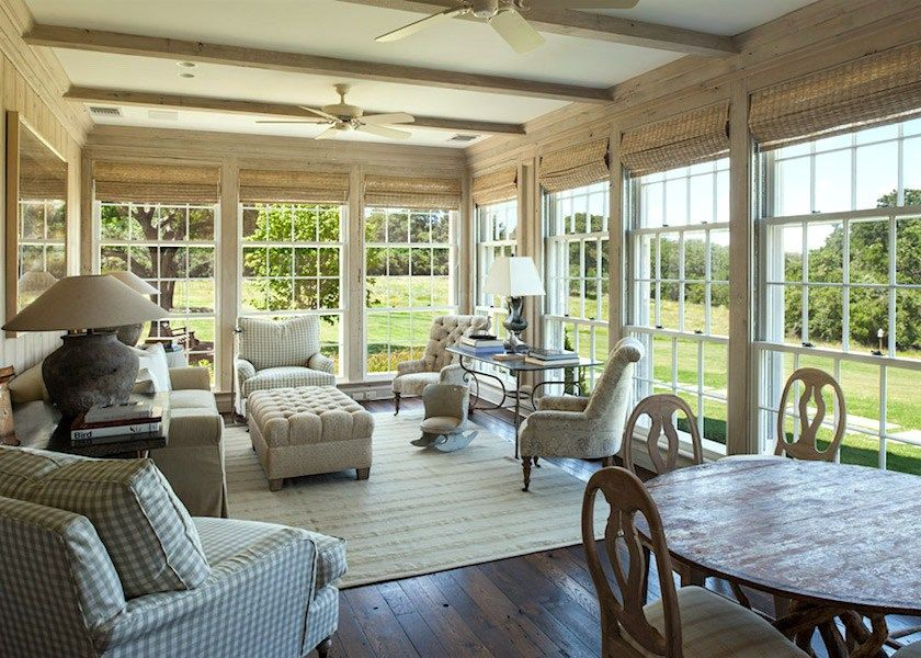 How To Furnish A Sunroom What To Avoid Sunroom Designs
