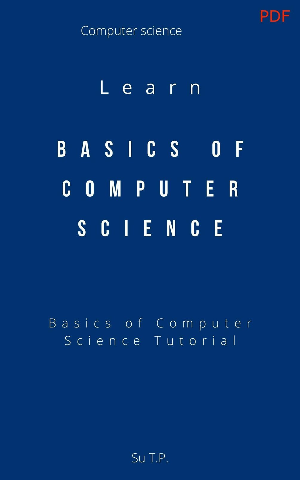 Learn basics of computer science pdf in 2020 computer