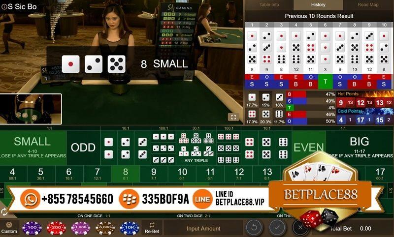 Pin Di Ion Casino