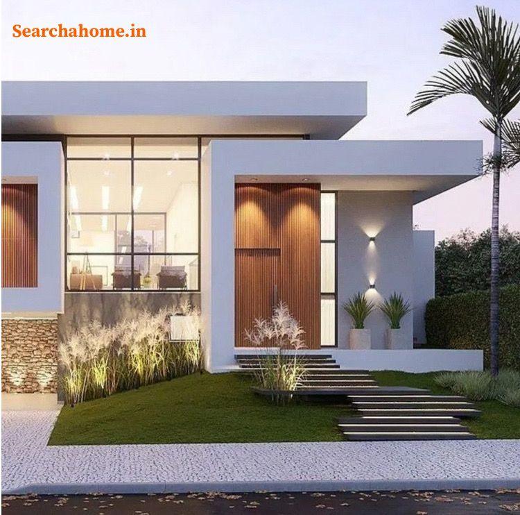 Facade House, Modern House
