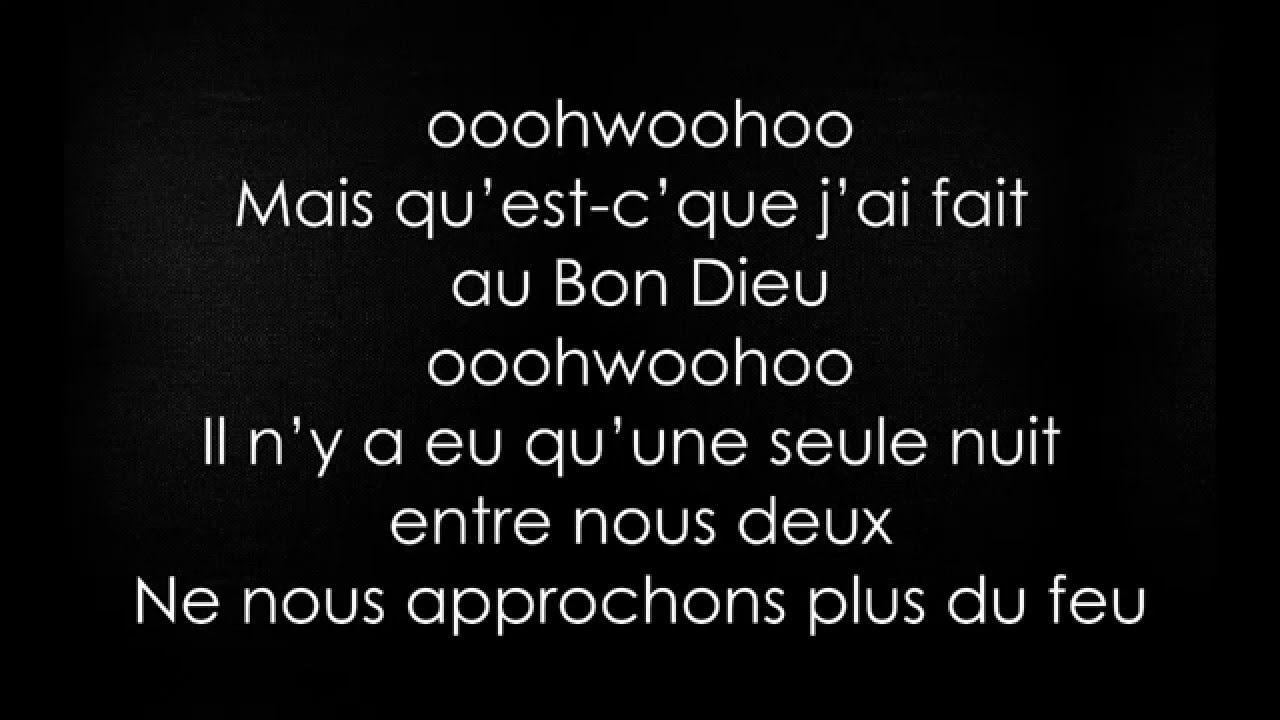 Kendji Girac Soprano No Me Mires Mas Lyrics Paroles