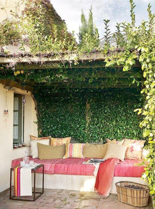 Ideas para jardines. Decoración exterior. Diseño de jardines ...