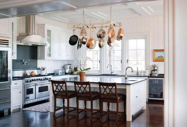 Delicieux Hang Pans From Your Kitchen Ceiling   Google Search