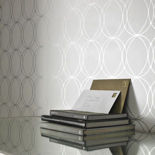Darcy White And Silver Wallpaper White And Silver Wallpaper Silver Wallpaper Grey And White Wallpaper