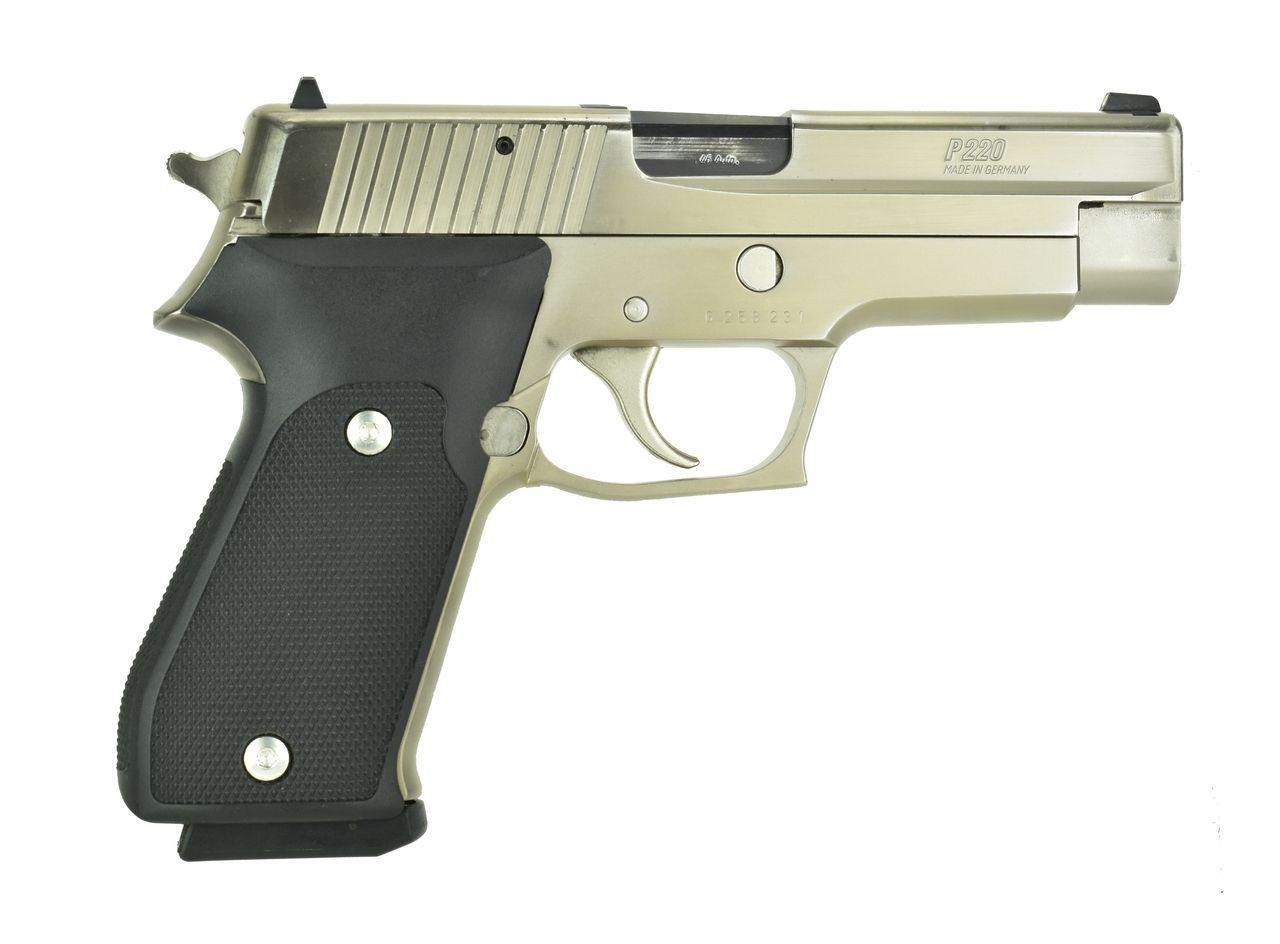 Pin on Sig Sauer pistols (non1911)