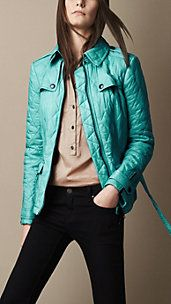 Quilted Heritage Jacket