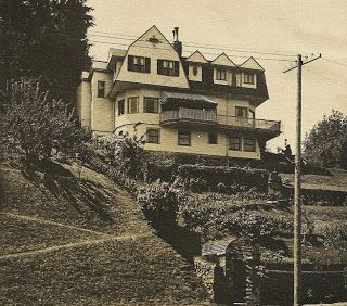 Built in 1891 by Hodgson himself. Demolished in the 1950's.