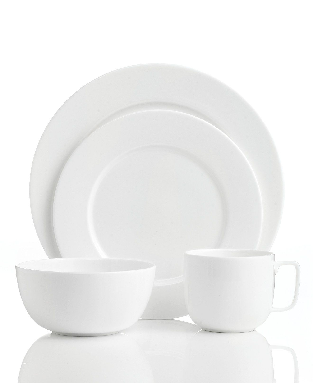 Bone China Coupe Salad Plate Hotel Collection Dinnerware