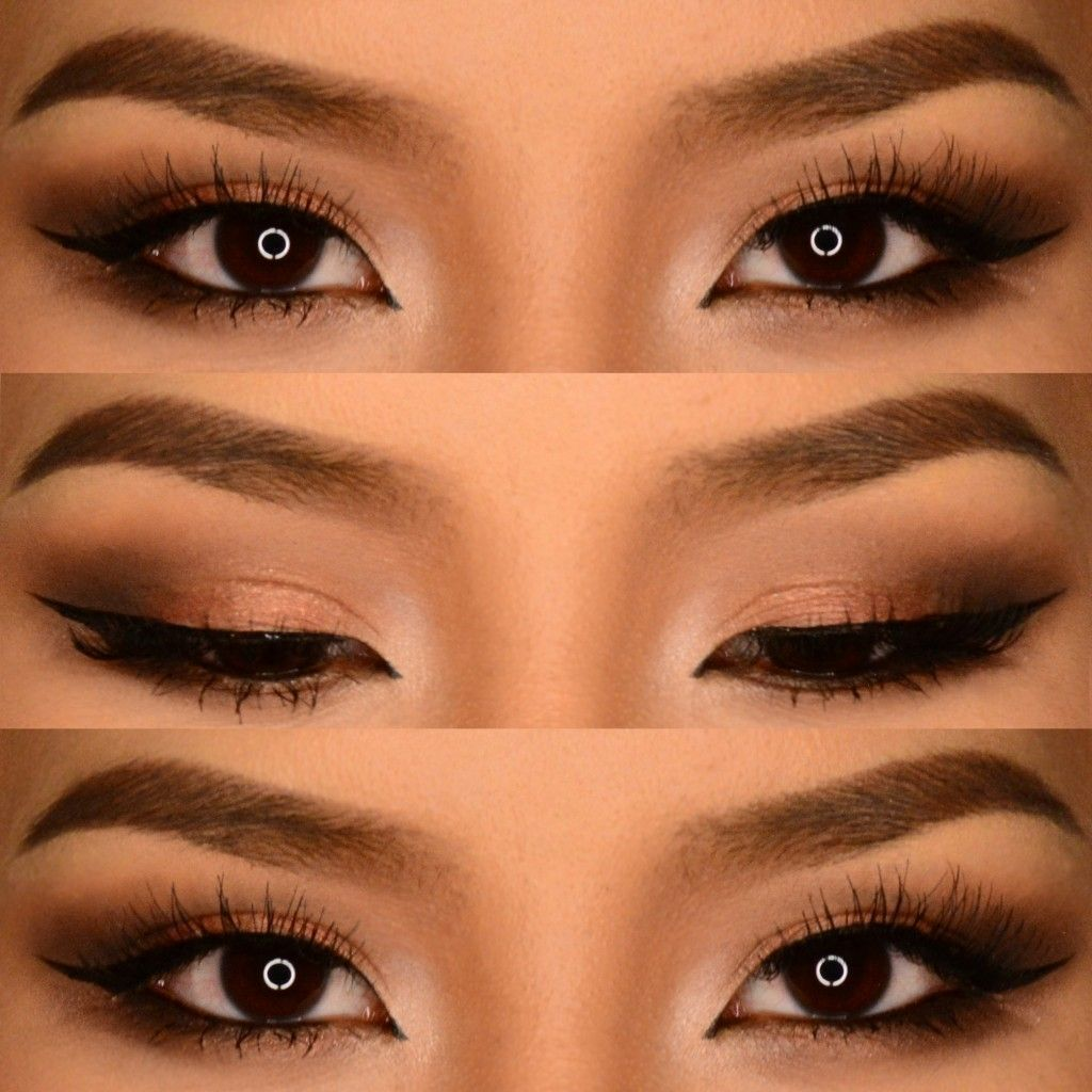 Double Eyelid Makeup Wedding Makeup Make In 2020 Asian Wedding Makeup Asian Bridal Makeup Bridal Makeup