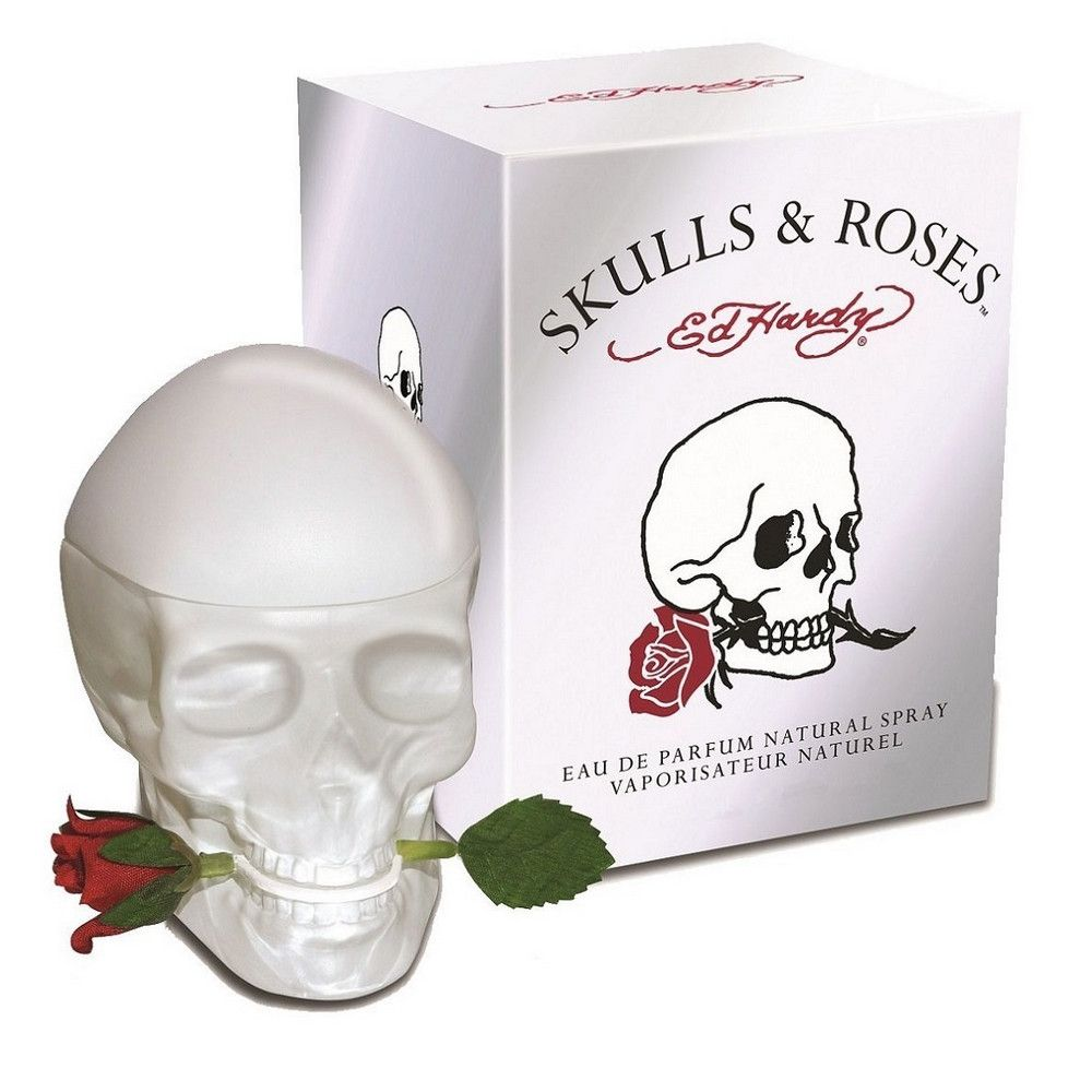 Christian Audigier Ed Hardy Skulls and