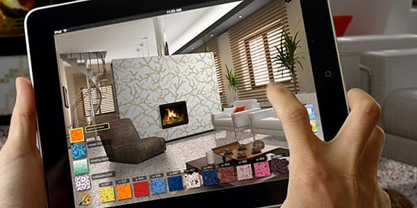 Home Design, Home Interior Layout Design With Modern And Sophisticated App  Room Decorator App Family