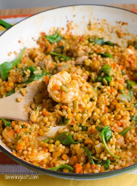 I Love The Harvest Grain Blend From Trader Joes A Mixture Of Orzo Israeli Couscous Split