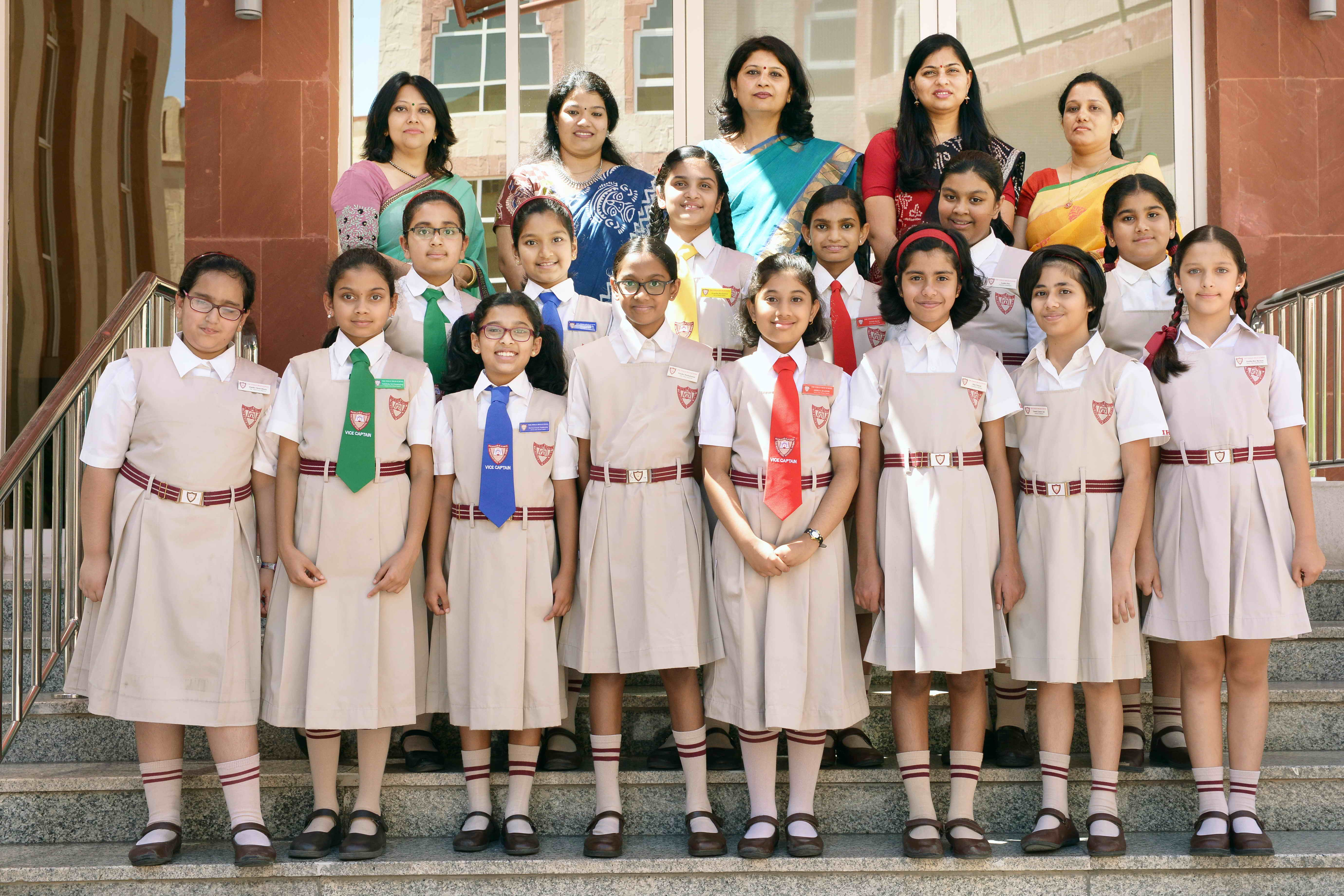 Pin By Indian High School, Dubai On Investiture Ceremony -4058