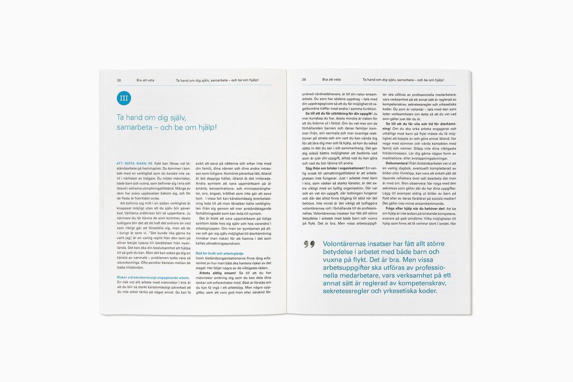 Examples Of Work Unicef 보고서 디자인 편집 디자인 디자인