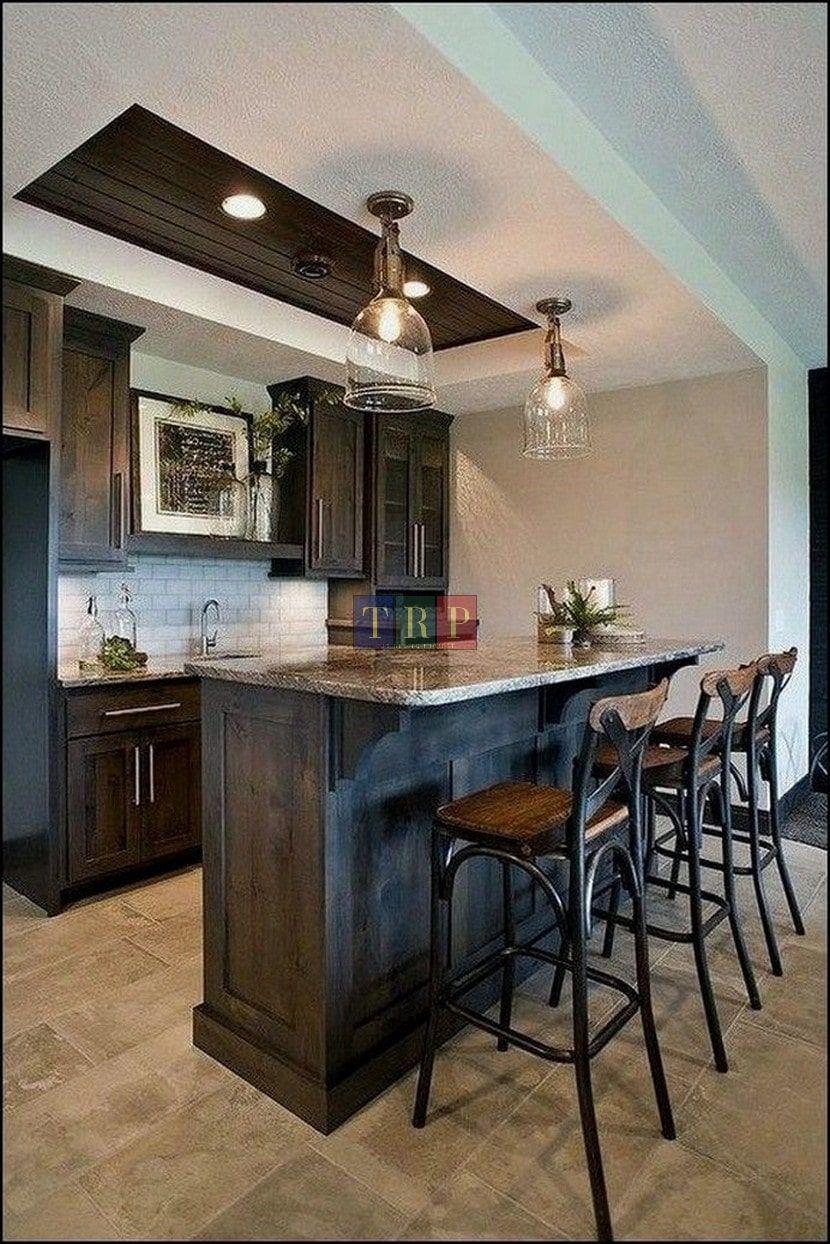 20 Kitchen Basement Ideas Basement Kitchenette Bar Pictures