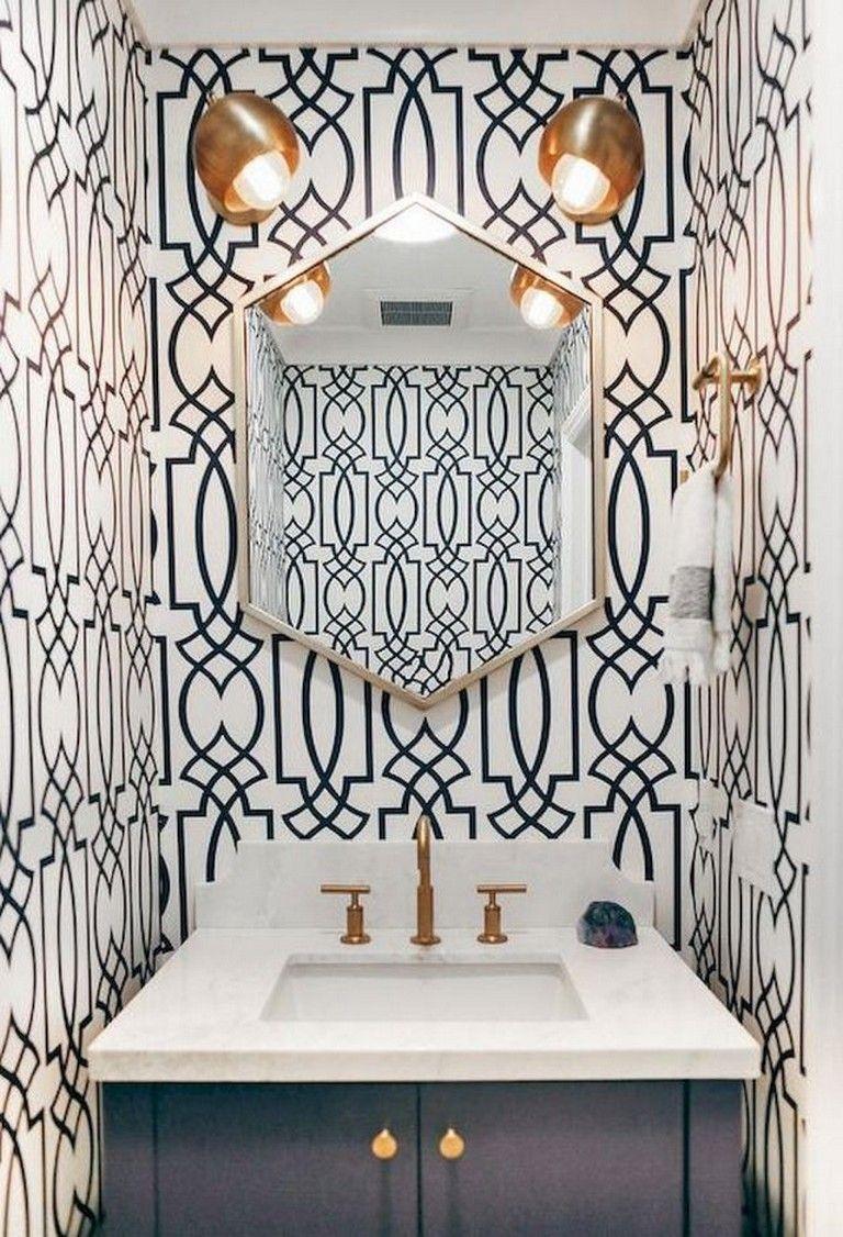 20 Lovely Powder Room Decor Ideas Pinterest Powder Room Decor Powder Room Design Modern Powder Rooms