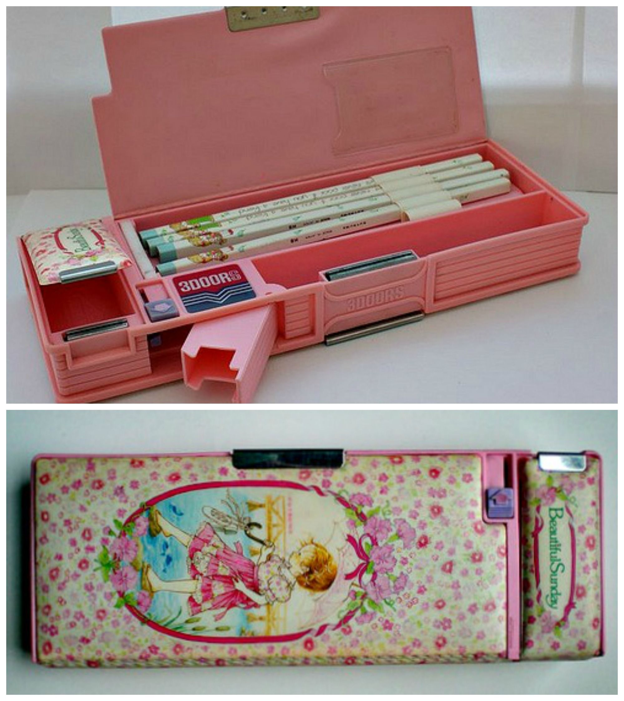 80s pencil case childhood memories my childhood