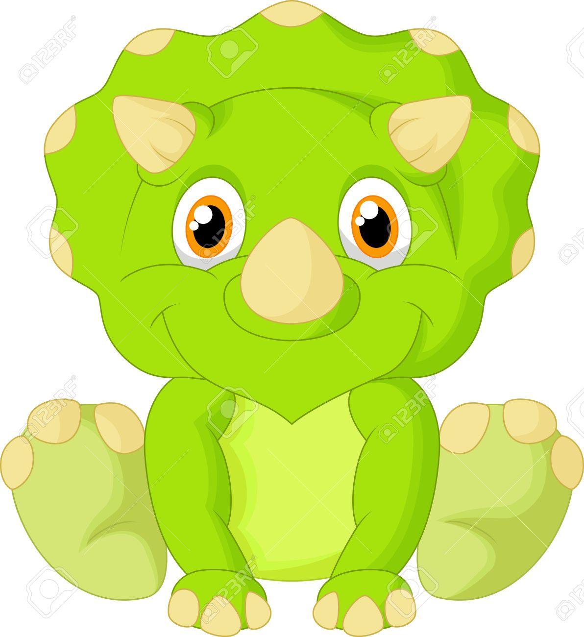 Stock Vector Dinosaur images, Dinosaur clip art, Baby