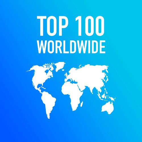 Listen Worldwide Top 100 on PewPee worldwide top pewpee