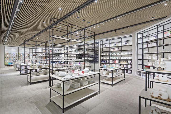 Almacenes siman department store by frch san rafael for Innenraum design blog