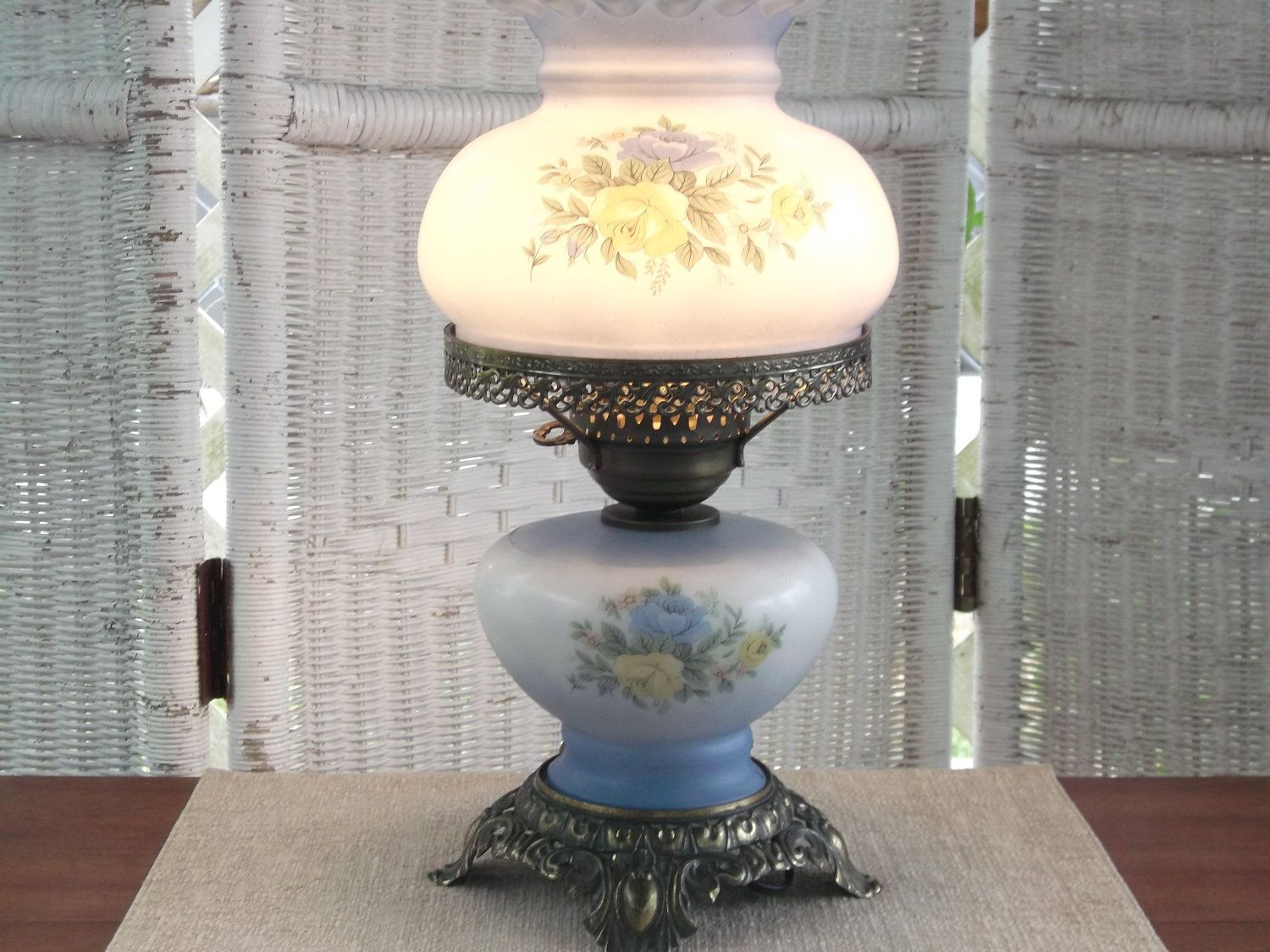 Antique Hurricane Lamps  Request A Custom Order And Have Something Made  Just For You