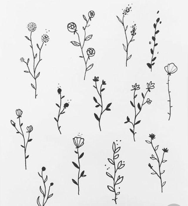 c21712bf2 @westend_tattoo #westendtattooandpiercing #small flower tattoos inspiration  #basic flower tattoo #kis virág
