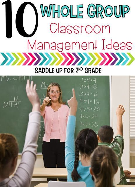 10 Whole Group Classroom Management Ideas Pinterest Classroom
