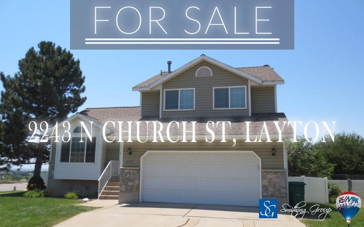2243 N CHURCH ST E, Layton, UT, 84040 Granite