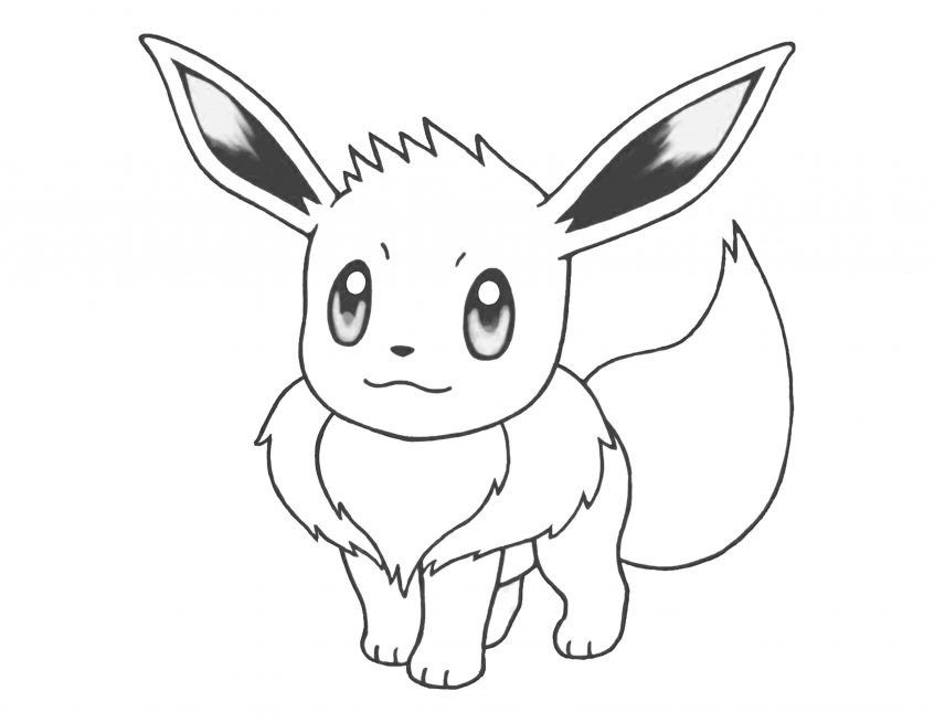 Pokemon Coloring Pages Jolteon Pokemon Coloring Pages Pokemon