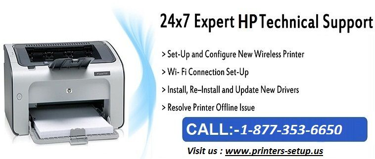 Facing Issue With Your Hp Printer You Are On Right Place To Fix