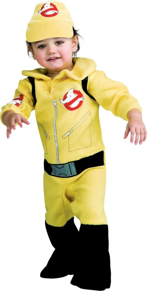toddler boys ghostbusters costume party city