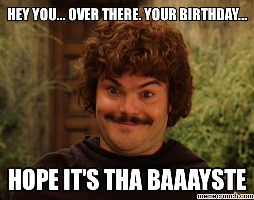 Funny Birthday Thank You Meme : We ll put in a happy little birthday over here bob ross funny