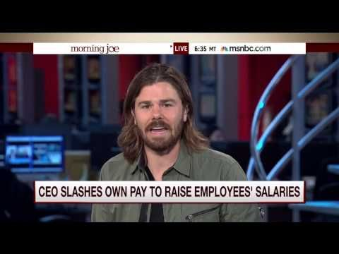 Seattle CEO Slashes His Own Salary to Pay Employees $70,000 Minimum Wage : Conscious Life News
