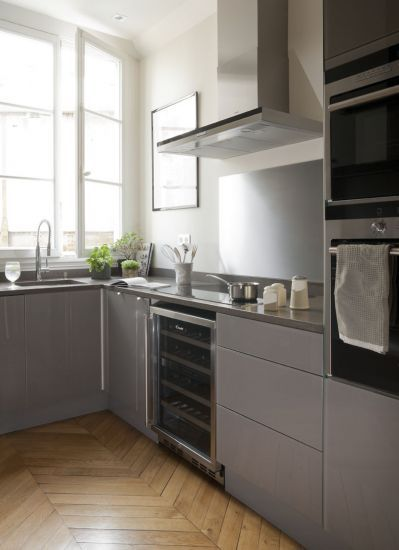 Réalisations en décoration intérieure de cuisine moderne et design ...