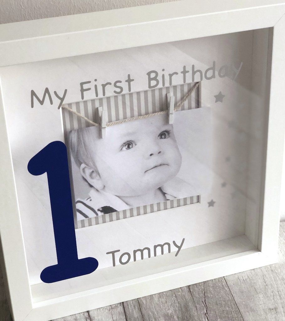 personalised first birthday gifts boy