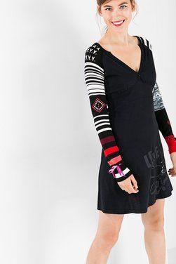 Robes Desigual Robe Susana