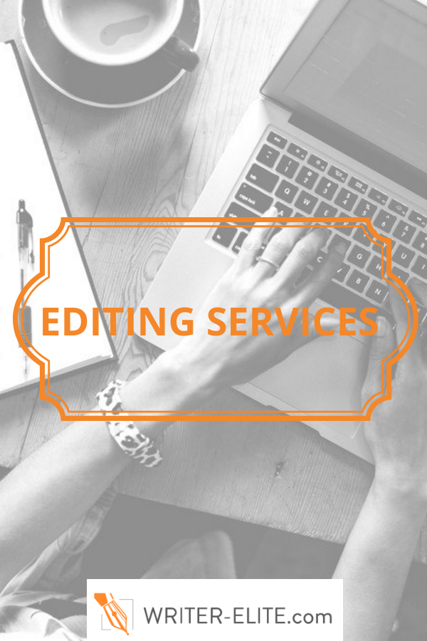 Professional Editing Service by Experienced Editors | Writer