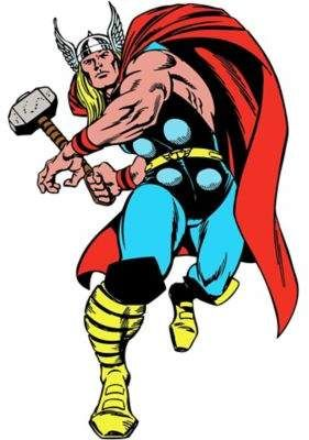 Gio receives drilled by thor