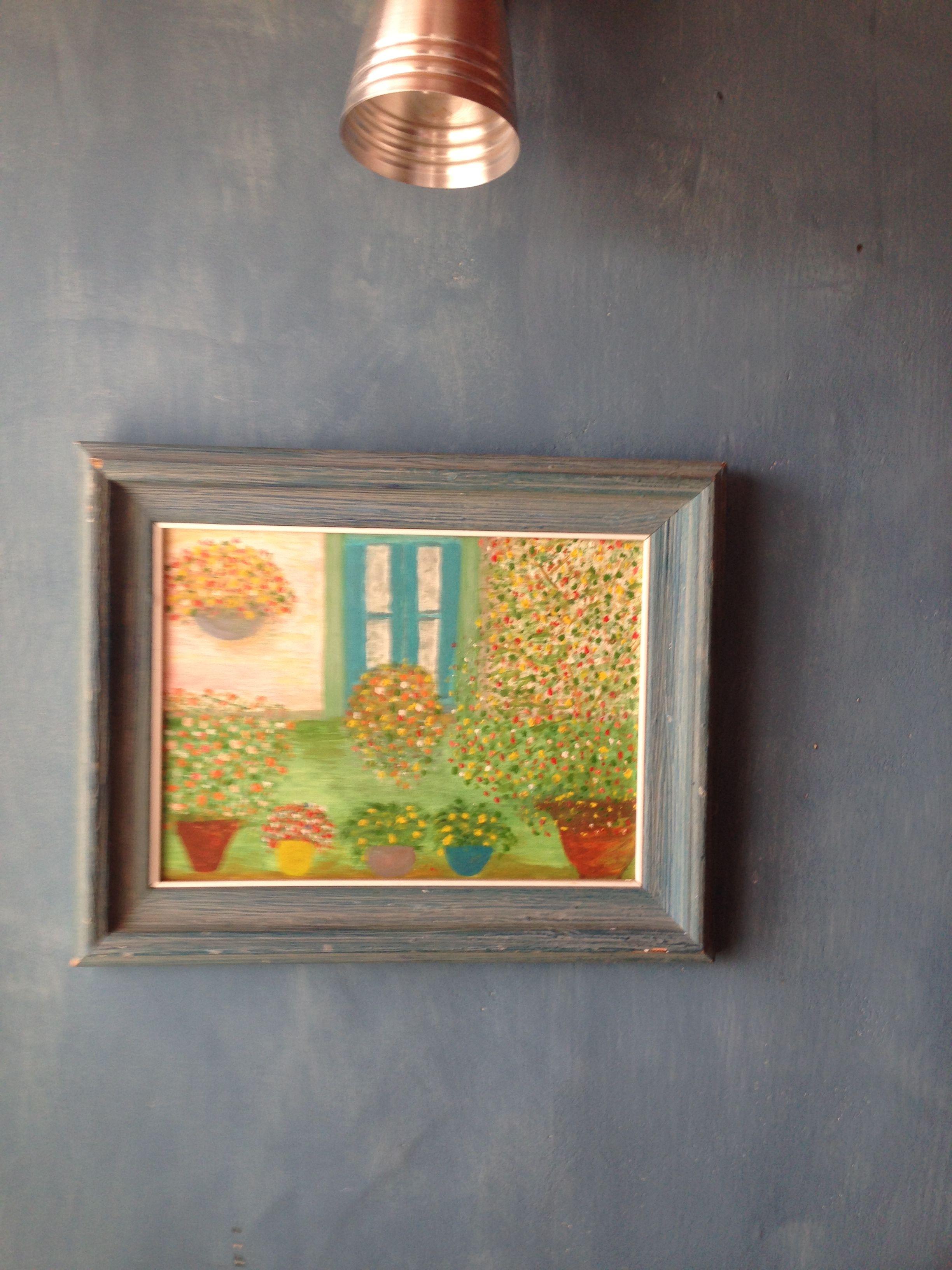 Pintura Naif.