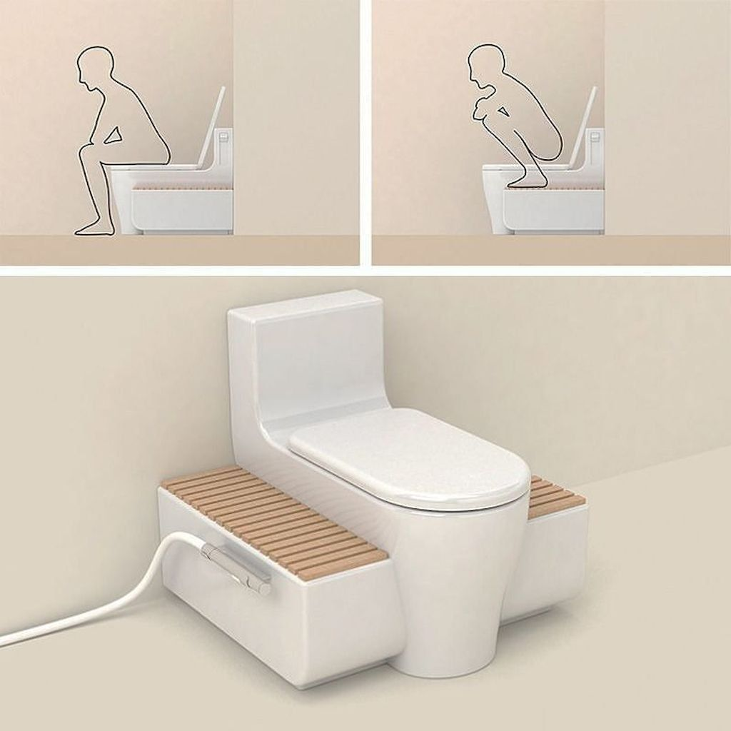 Adorable How To Create Bathroom That Fit Best Toilet Closet Https Homeofpondo Com How To Create Bath Bathroom Closet Designs Bathroom Interior Toilet Design