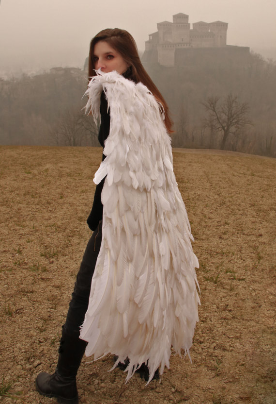 how to make larp cloak
