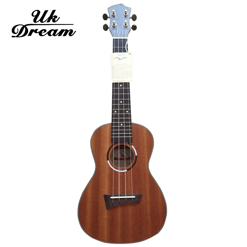 (62.33$)  Buy here - http://ai9tx.worlditems.win/all/product.php?id=32792668790 - Ukulele Samll Guitar Sapele 23 inch Open Knob Musical Stringed Instruments 4 Strings Guitar 17 Frets Ukulele Guitars UC-QUE1
