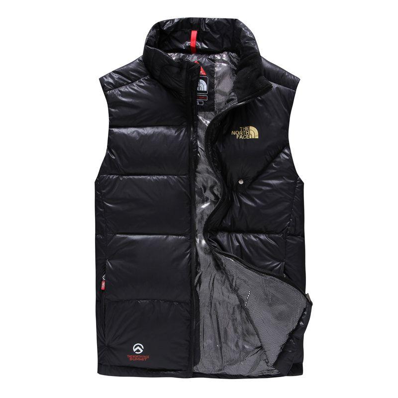Christmas Sale Black North Face Vest For Men Hot Sale