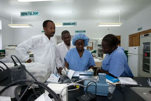 WISH LIST! New Chemistry Analyzers Needed for HSC Lab Overall