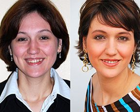 Medium Skin Tone in 2019   Makeovers   Hair transformation