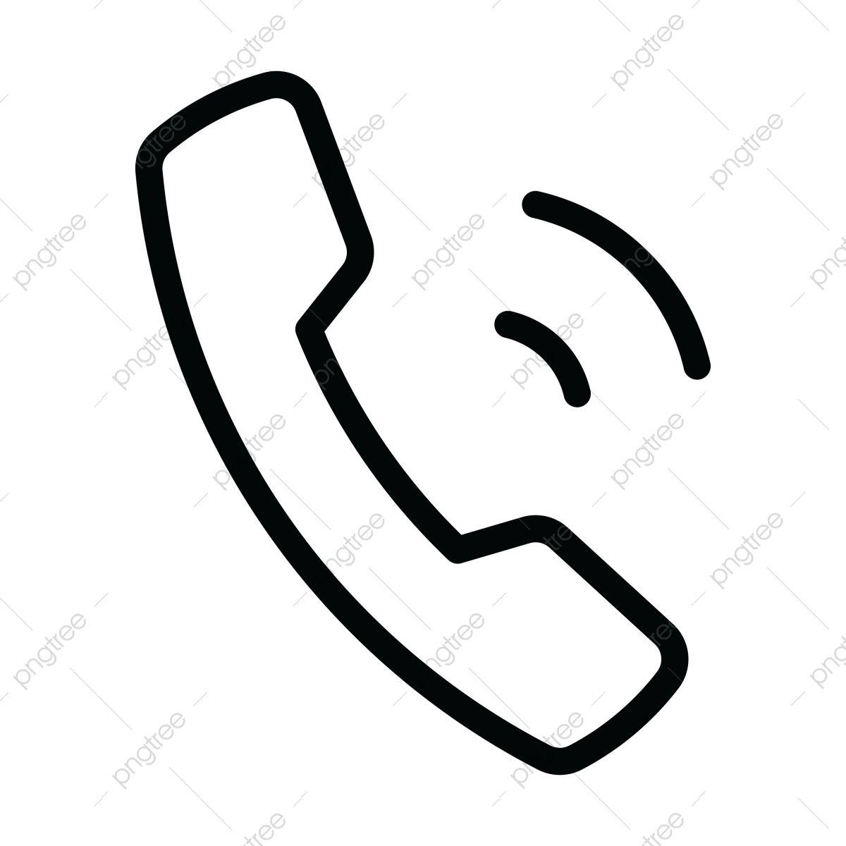 Icono De Telefono Iconos De Telefono Antecedentes Negocio Png Y Vector Para Descargar Gratis Pngtree In 2021 Phone Icon Icon Social Media Icons